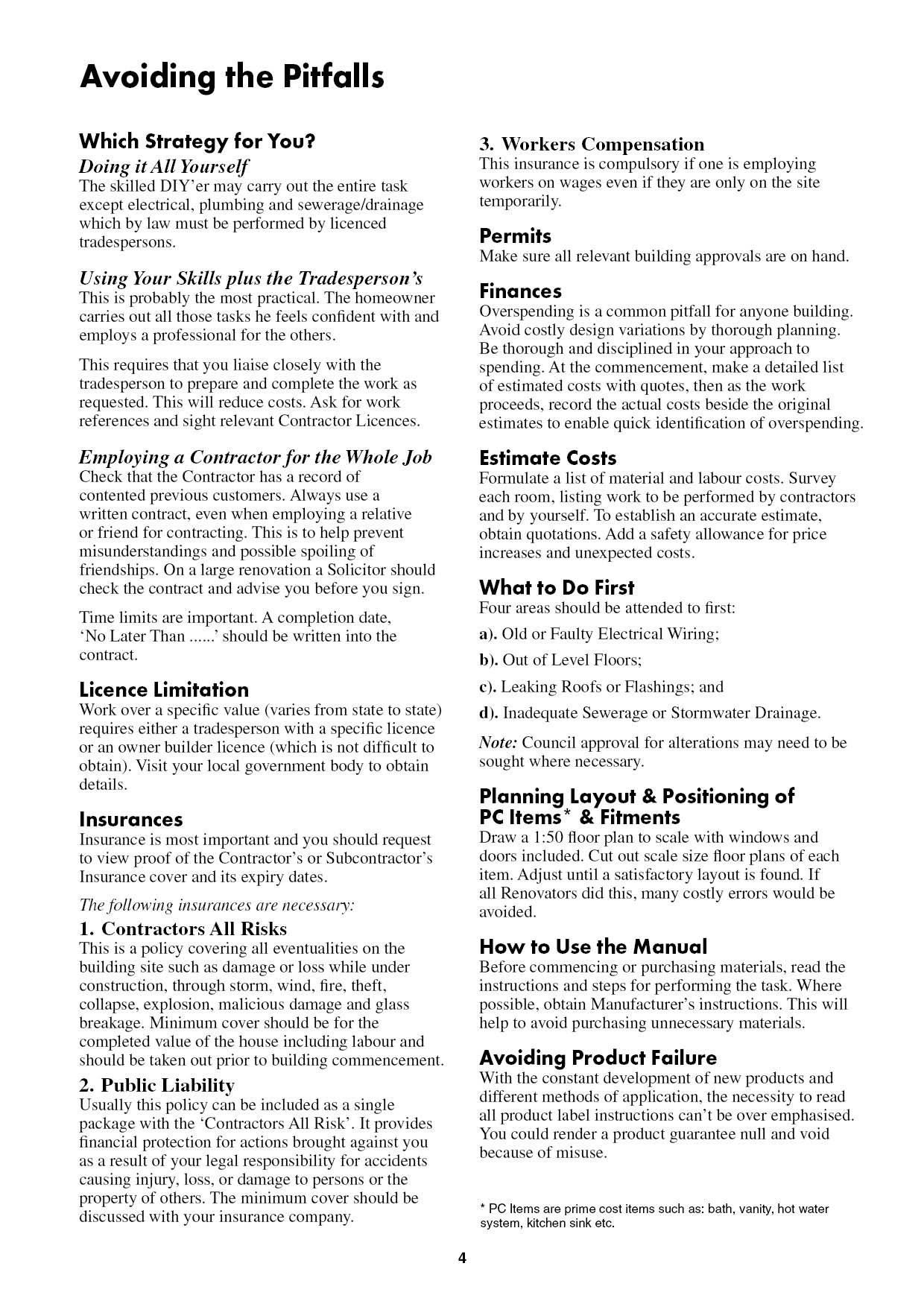 The australian renovators manual allan staines the australian renovators manual 7th edition allan staines solutioingenieria Gallery